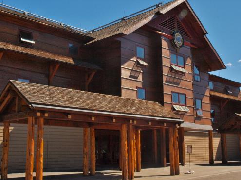 Charmant Old Faithful Snow Lodge