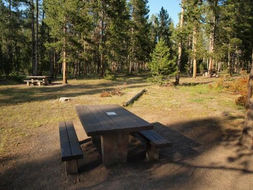 Madison Picnic Area