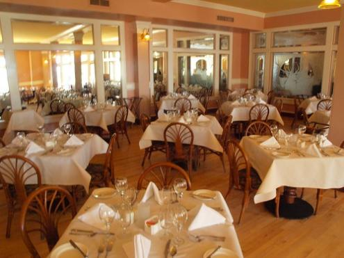 Lake Hotel Dining Room Reservations Needed For Dinner